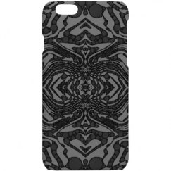 Zebra Print Abstract iPhone6 Cas