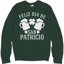 St. Patrick's Day in Spanish