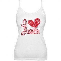 I Heart Justin