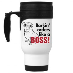 Boss Barking Orders