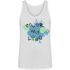 Color My Life (Green & Blue)
