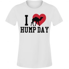 I Heart Hump Day