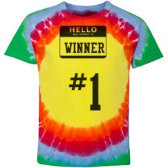 winner tee