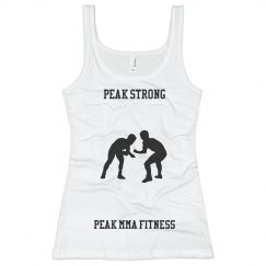Ladies Pink Tank Top
