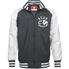 Wrestling bomber jacket. NICE