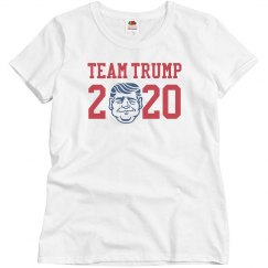 Team Trump 2020 Bling