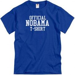 Official Nobama Shirt