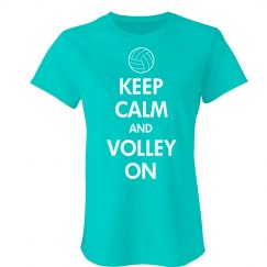 Keep Calm & Volley On