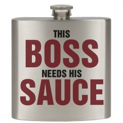 This Boss and His Sauce