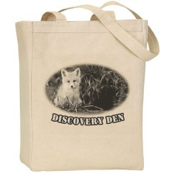 Discovery Den Tote Bag