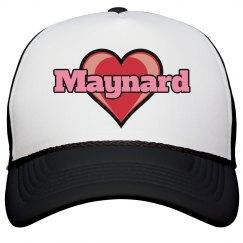 I love Maynard