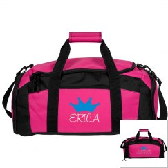 Cheer Queen Neon Duffel