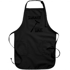 Summer Time Grill Apron