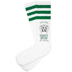 Varsity Soccer w/Number