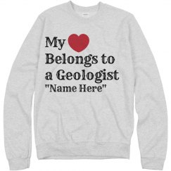 Belongs to a Geologist
