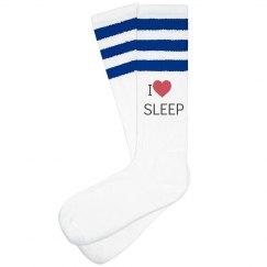 I Heart Sleep - Socks