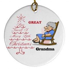 Great Grandma Christmas