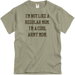I'm a cool army mom