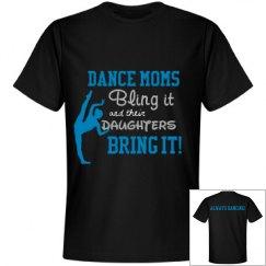 Dance Mom Bling TShirt