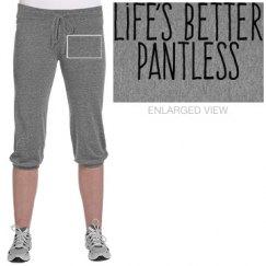 Say No to Pants!