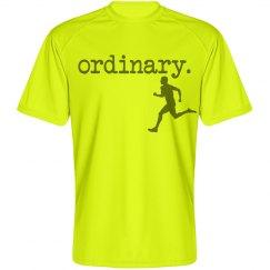 ordinary runner performance tee