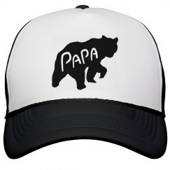 Father's Day Papa Bear Hat