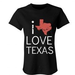 I Love Texas