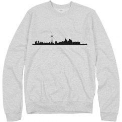 Toronto Skyline Crewneck