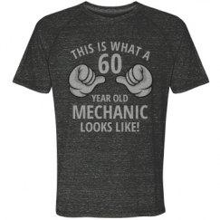 60 year old Mechanic