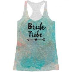 Bride Tribe Tank All Over Print