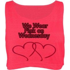 """""""We Wear Pink"""""""