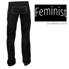Feminist pants
