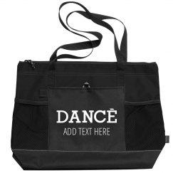 Custom Dance Practice Mesh Pockets