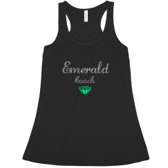 Emerald Coach Shirt