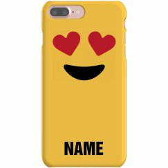 Emoji Heart Eyes BFF Phone Cases