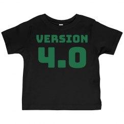 Version 4.0 Birthday