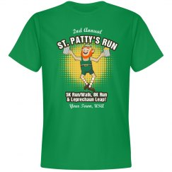 St. Patrick's Run & Leap