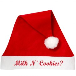 Milk N' Cookies Hat