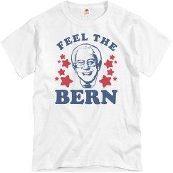 Feel the Bernie Sanders
