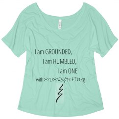 Reiki Grounded Tee