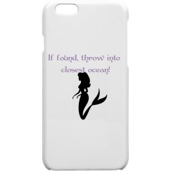 Mermaid cell phone cover!