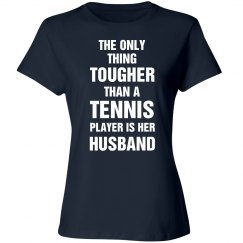 One tough husband