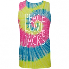 Peace Love & Cracker Jacks