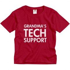 Grandma's Tech Support