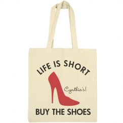 Life is Short Buy Shoes