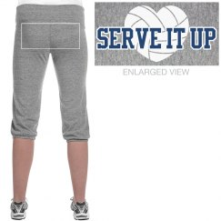 Serve It Up Volleyball