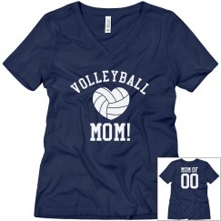 Volleyball Mom Pride