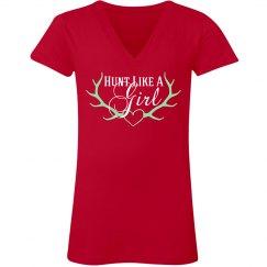 Hunt Like A Girl Shirt