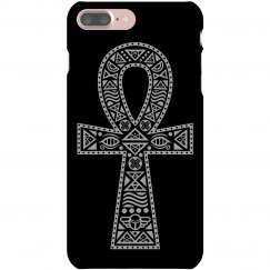 Ankh Cross iPhone Case