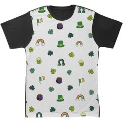 Cute St. Patty's Day All Over Print